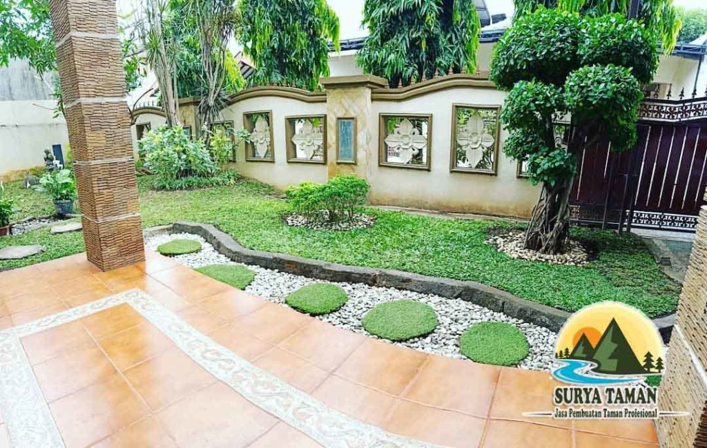 jasa pembuatan taman di Bintaro